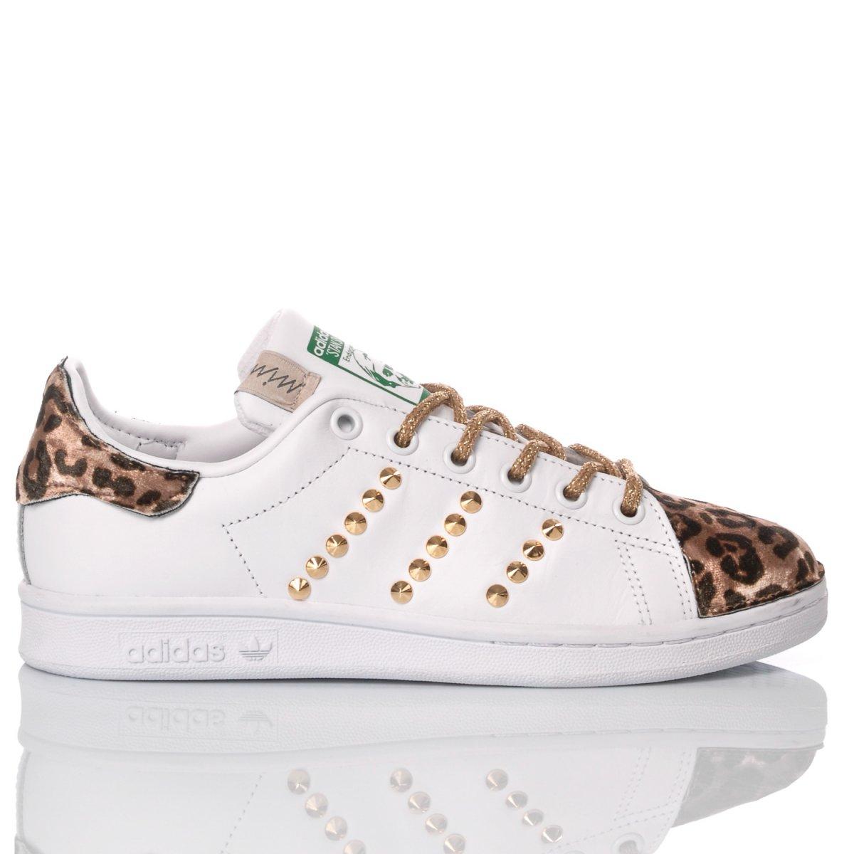 Adidas Stan Smith Street Leo Gold