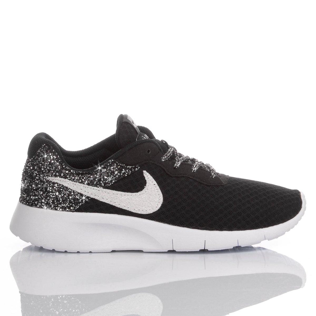 Nike Run Glitter Black