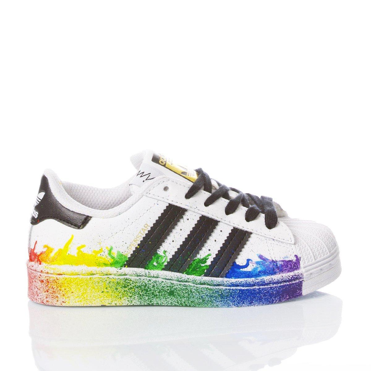 Adidas Superstar Junior Split