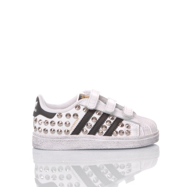 Adidas Superstar Baby London Silver