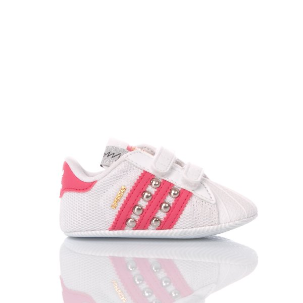 Adidas Superstar Infant Pink Studs