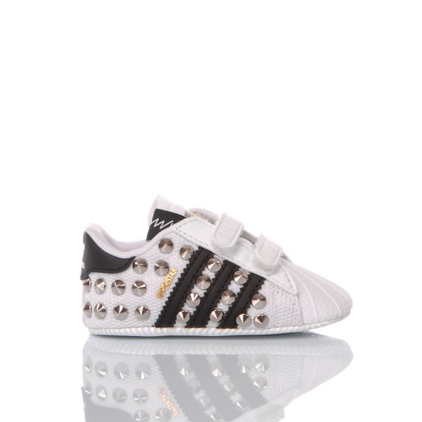 Adidas Superstar Culla London Silver
