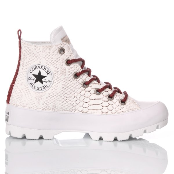 Converse Lugged Milk