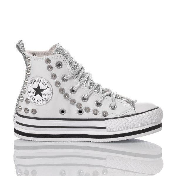 Converse Platform Junior Easy White