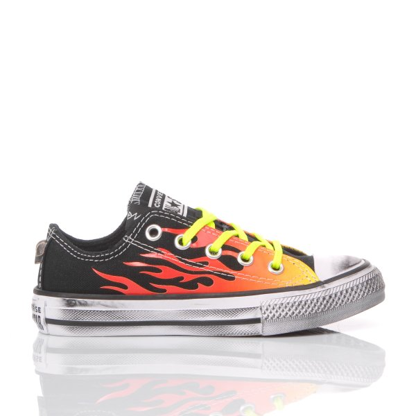Converse Junior Flameshot Ox