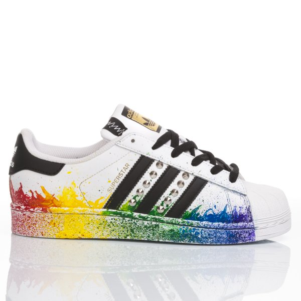 Adidas Superstar Split