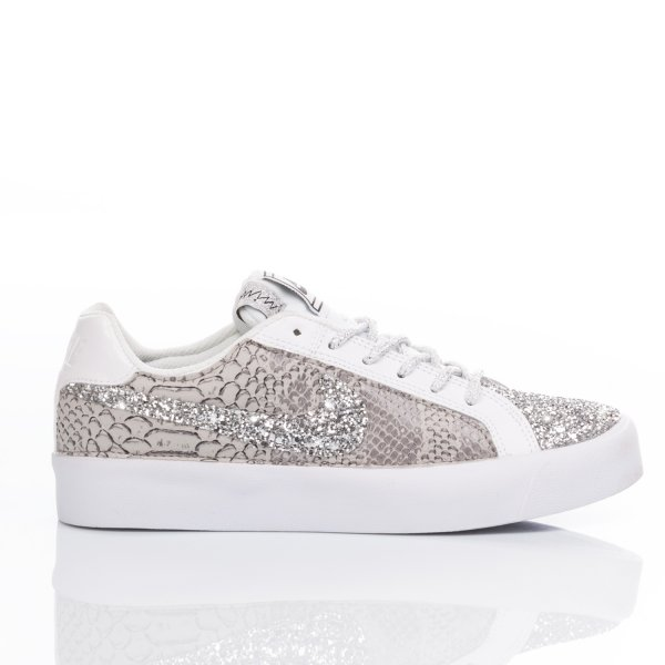 Nike Court Snake Silver