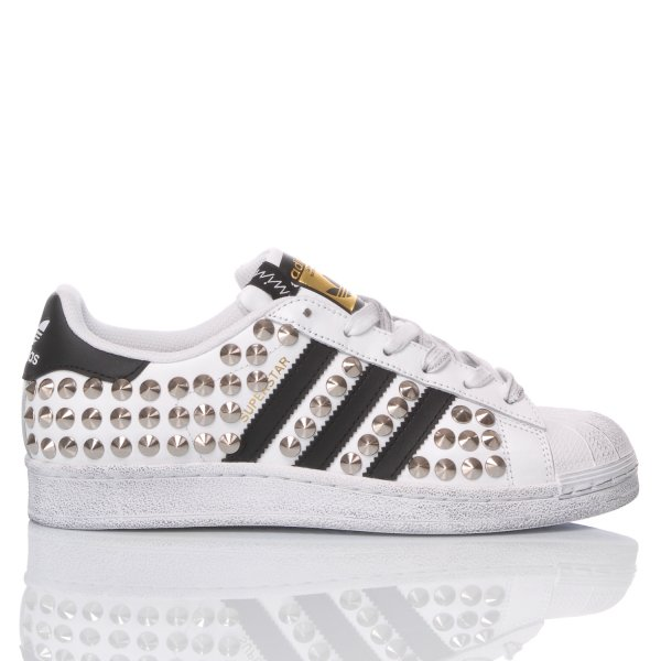 Adidas Superstar London Silver