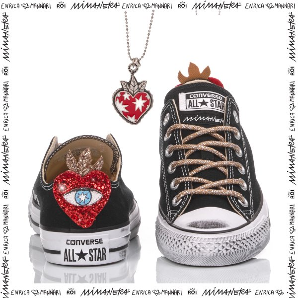 Converse Sacred Heart Ox