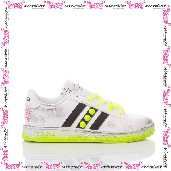 Adidas Junior LaSabri Pika Yellow