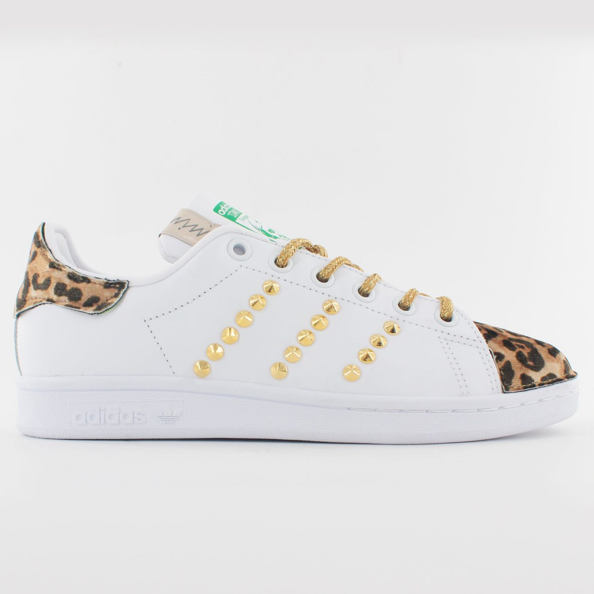 Adidas Stan Smith Street Leo Gold