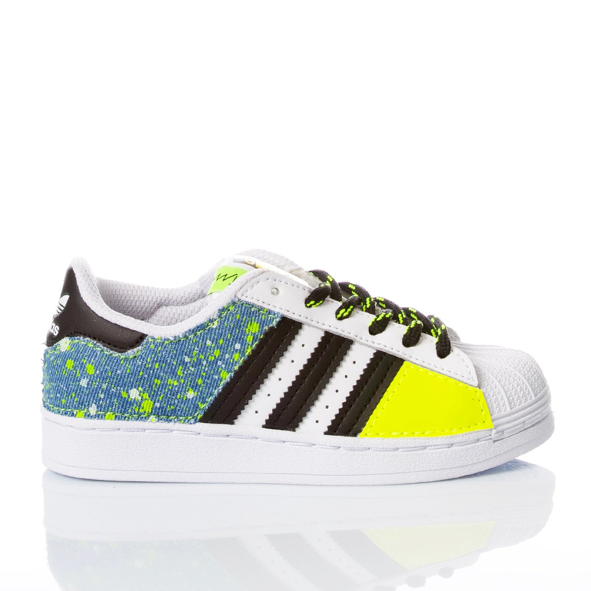 Adidas Superstar Junior Fluo Jeans