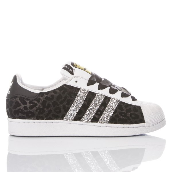 Adidas Superstar Leo Black