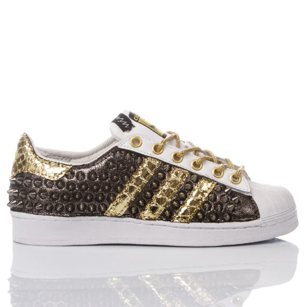 Adidas Superstar Heavy Gold