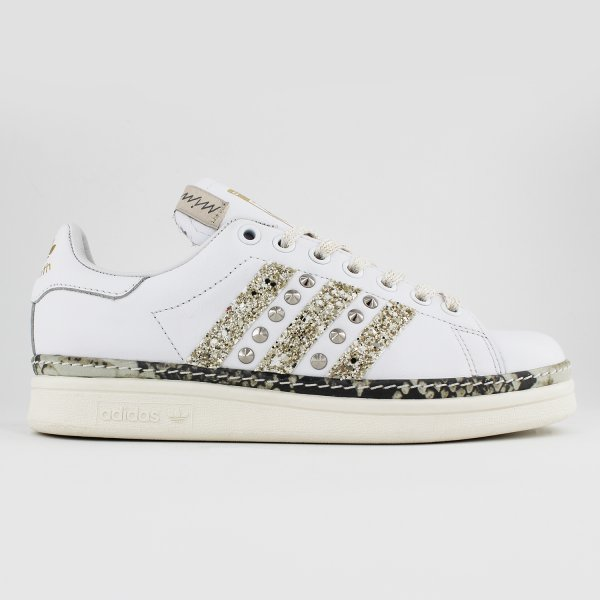 Stan Smith Cobra White