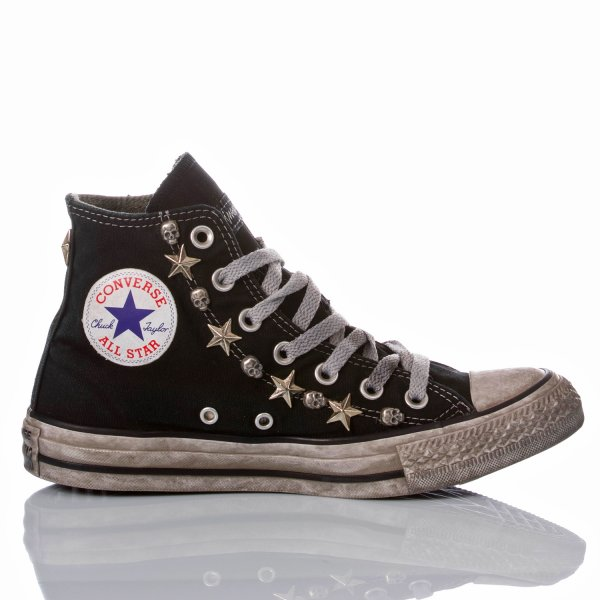 Converse Black Pirate