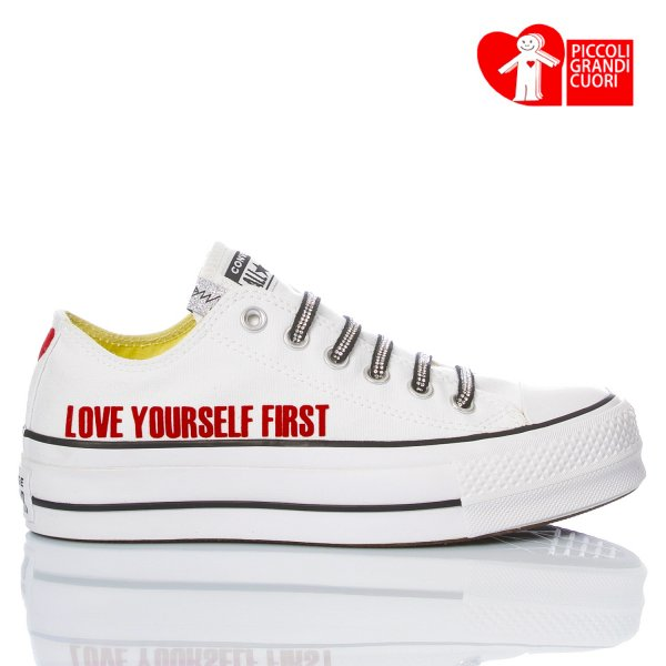 Converse Platform Ox First Love