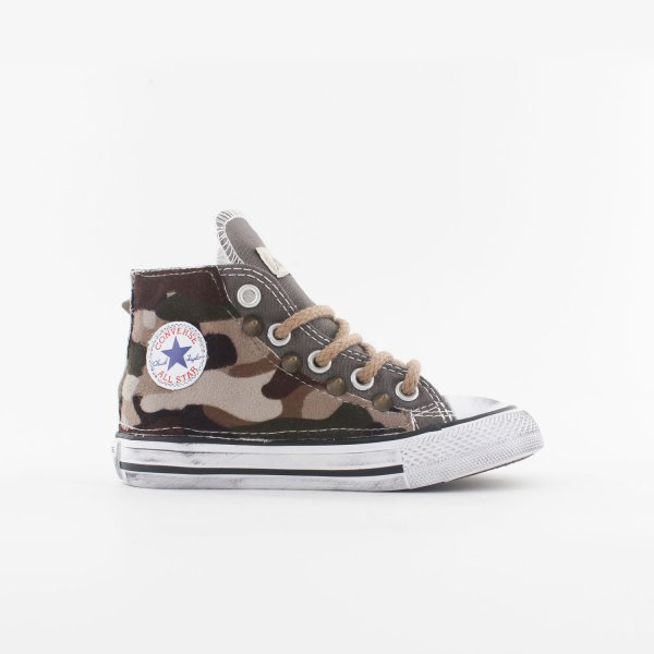 Converse Baby Military Force
