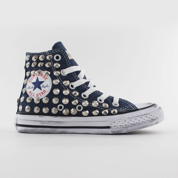 Converse Junior Borchia Blu