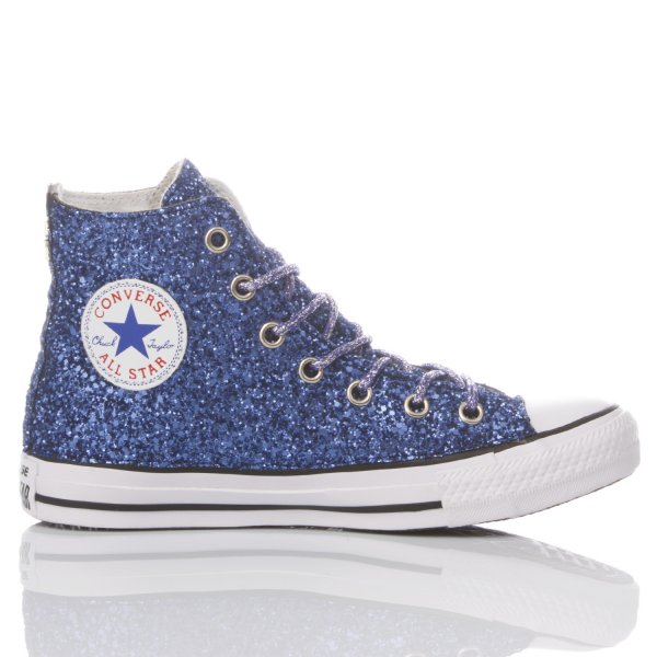 Converse Full Indaco