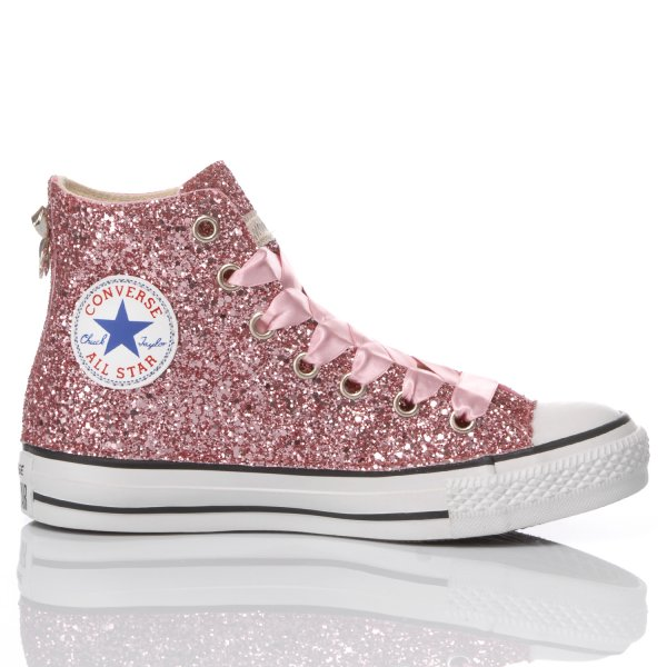 Converse Full Pink