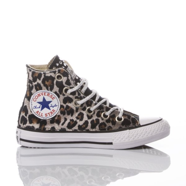 CONVERSE JUNIOR LEO CRYSTAL