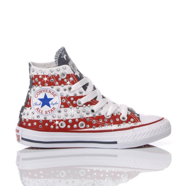 Converse Junior Swarovski Usa