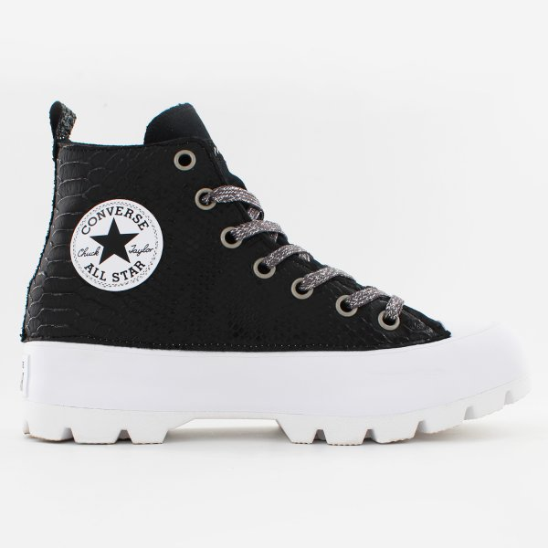 Converse Lugged Cola