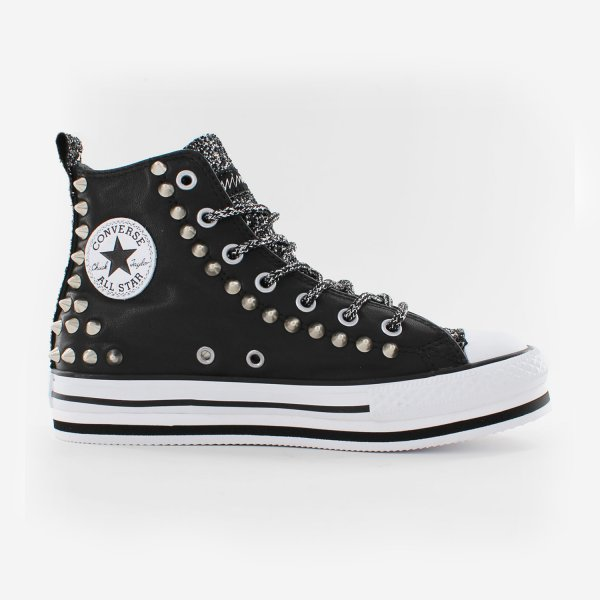 Converse Platform Junior Easy Black