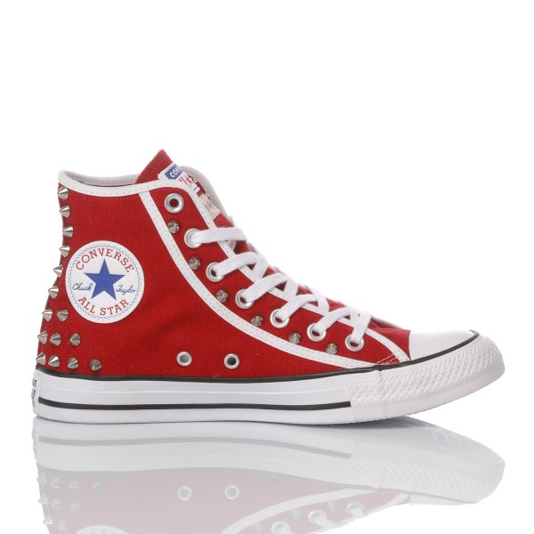 Converse Spike Red