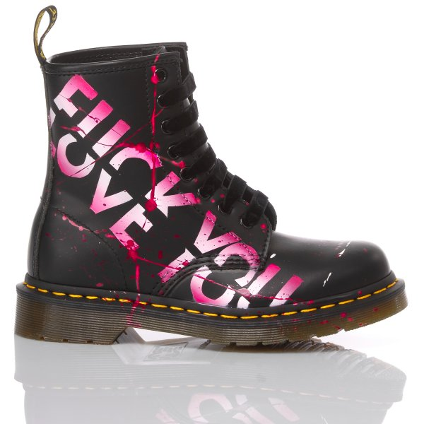 DR. MARTENS F♥ ♥ K YOU