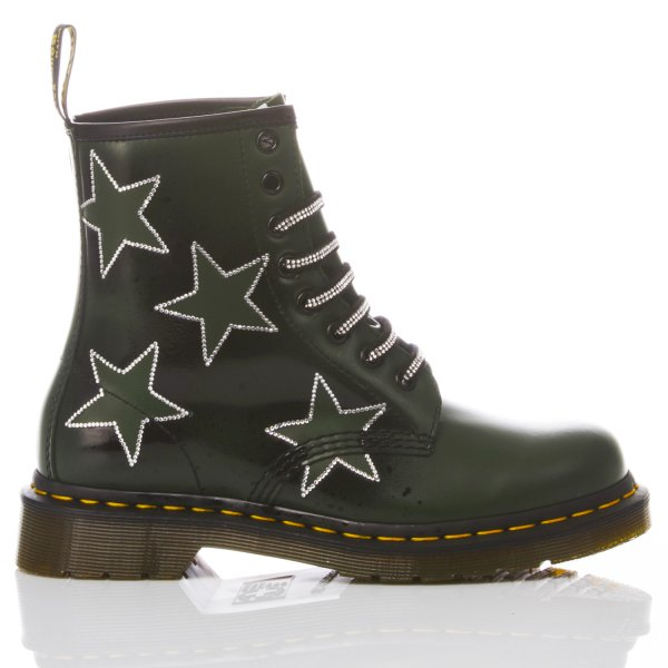 Dr. Martens Green Army
