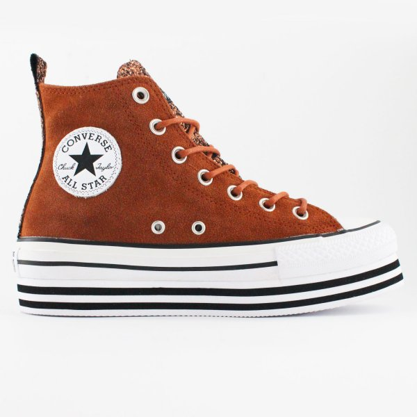 Converse Platform Easy Brown