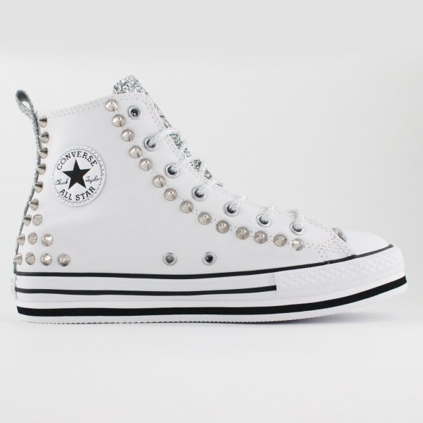 Converse Platform Leather Easy White