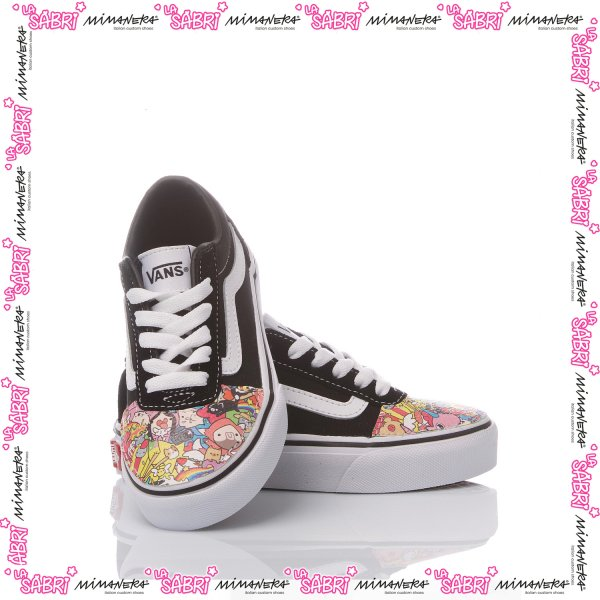 Vans Junior Gang Del Panzotto