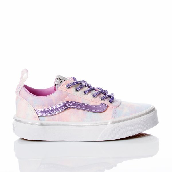 Vans Junior Pink Wave