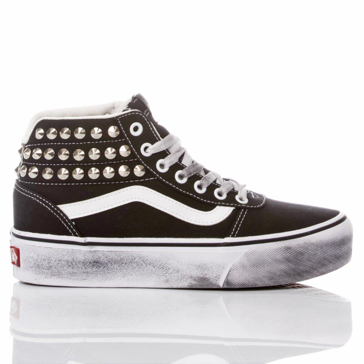 scarpe vans platform